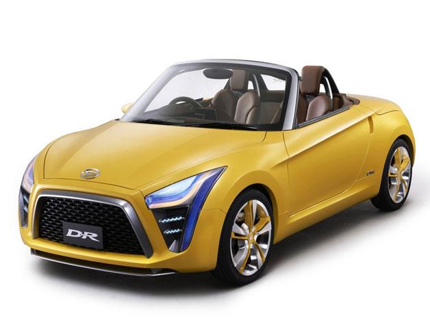 Daihatsu D-R Concept