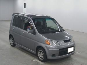 Honda Life Dunk front
