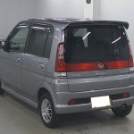 Honda Life Dunk rear