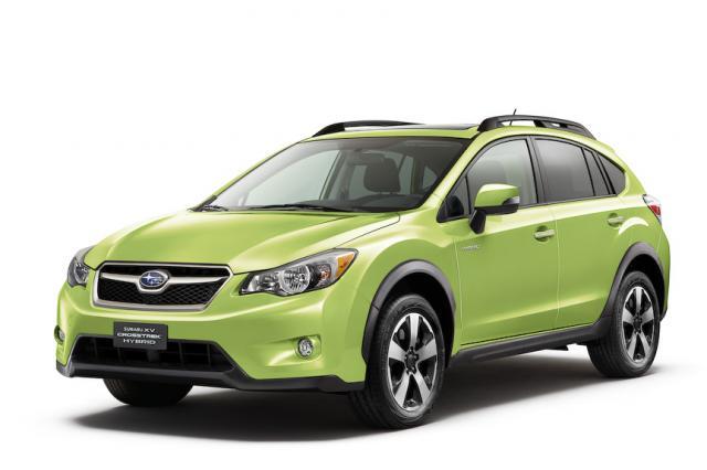 Subaru Crosstrek Hybrid