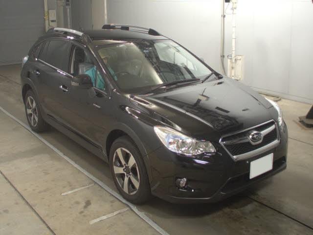 Impreza XV Hybrid Front