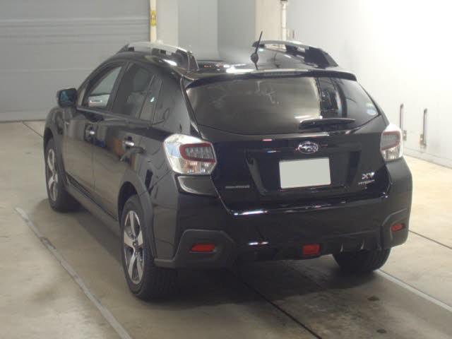 Impreza XV Hybrid Rear
