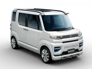 Daihatsu Deca-Deca concept van - Tokyo Motor Show 2013