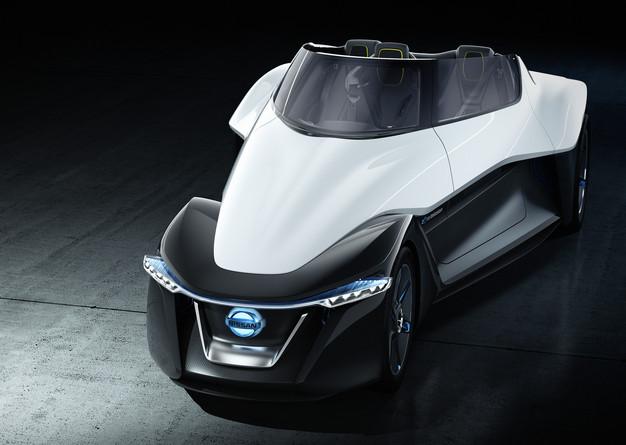 Nissan Blade Glider concept car