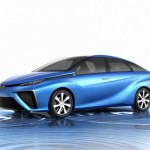 Toyota FCV Fuel Cell Concept Car at Tokyo Motor Show