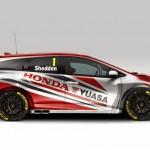 2014 Honda BTCC car