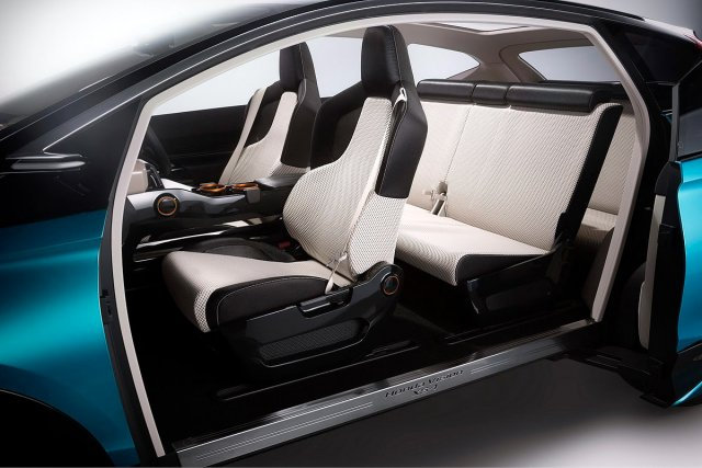 Honda Vision XS-1 Concept Interior
