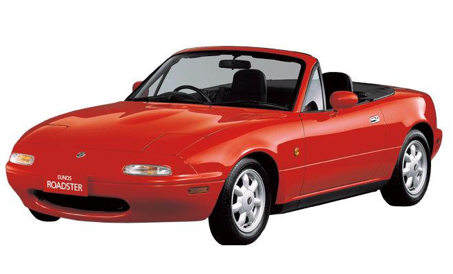 Mazda MX-5 Eunos Roadster 1989