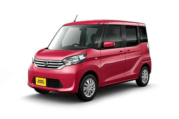 Nissan Dayz Roox Kei Car 2014