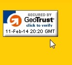 Online car auction system secured by GeoTrust