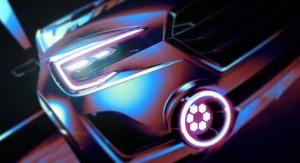 Subaru Viziv 2 Concept Car