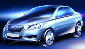Datsun Russia Sedan