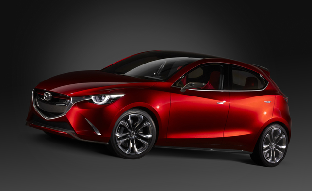 Mazda Hazumi concept - Geneva Motor Show 2014