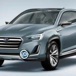 Subaru Viziv 2 Concept Front 2