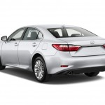 2014 Lexus ES Rear View
