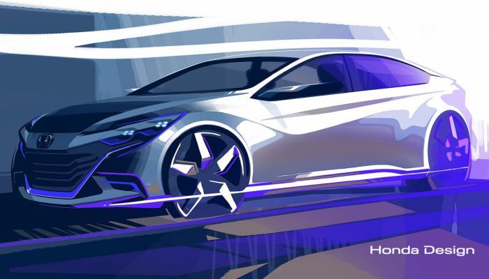New Beijing Honda Concept