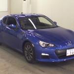 2013 Subaru BRZ Front