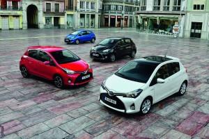 2014 Toyota Yaris Facelift