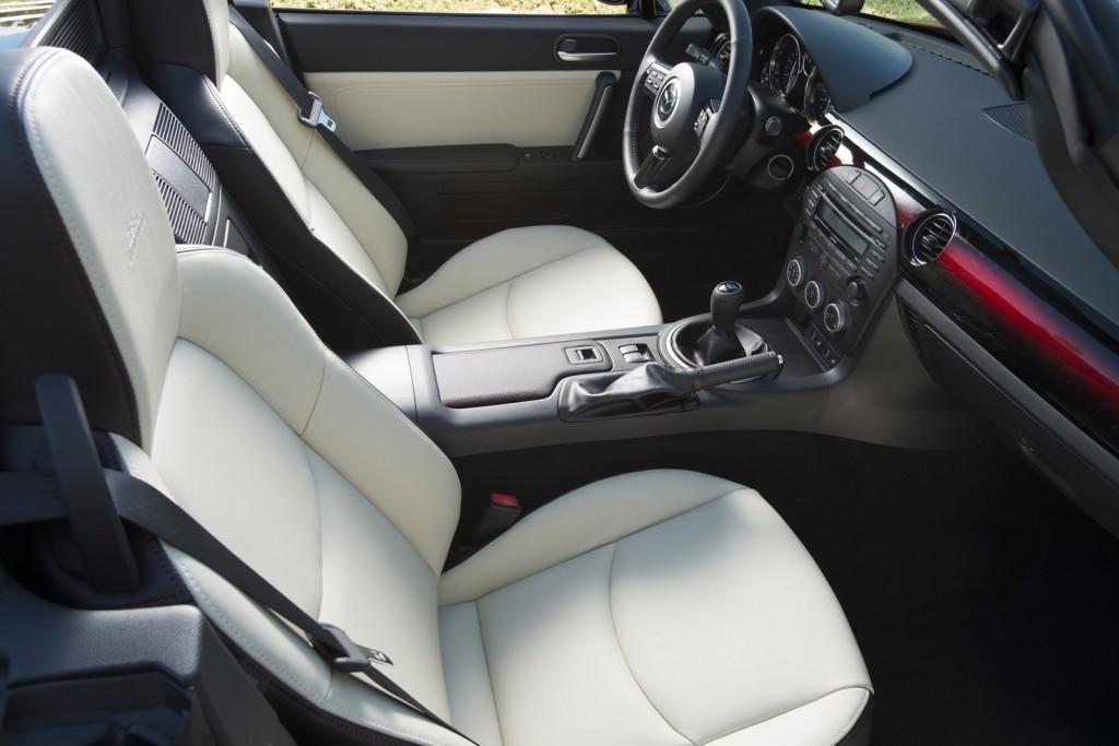 2015 Mazda Miata Anniversary Edition Interior