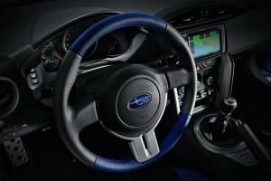 2015 Subaru BRZ Series.Blue interior