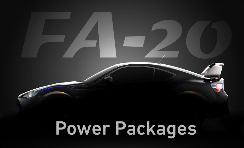 FA-20 Power Packages