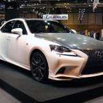 Lexus IS F-Sport 25th Anniversary