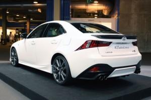 Lexus IS F-Sport 25th Anniversary Rear