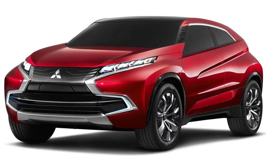 2013 Mitsubishi XR-PHEV Concept