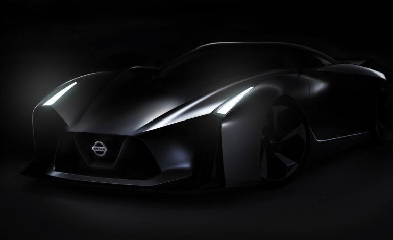 Nissan Vision GT Teaser