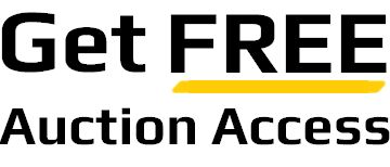 Get free Japan car auction access