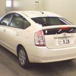 2008 Toyota Prius rear view