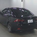 2013 Lexus IS 250 back