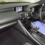 2013 Lexus IS 250 interior