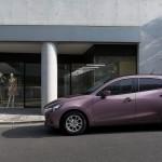 2015 Mazda2 Demio pink