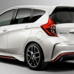 2015 Nissan Note NISMO Rearview