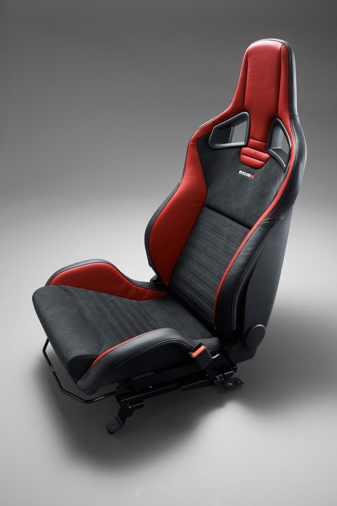 2015 Nissan Note NISMO S Seats