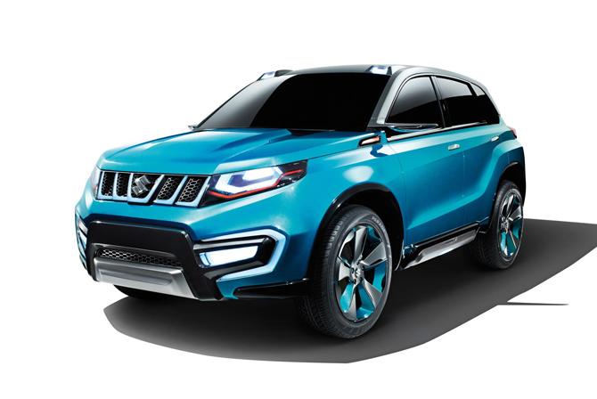 2013 Suzuki iV-4 Concept