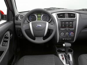 2015 Datsun mi-DO interior