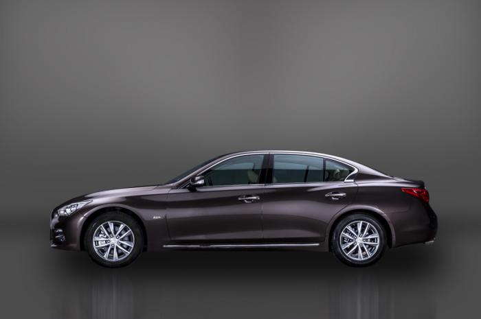 Infiniti Q50L sedan