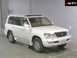 2002 50th Anniversary Land Cruiser