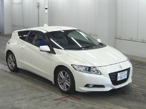 2010 Honda CR-Z front