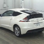 2010 Honda CR-Z rear