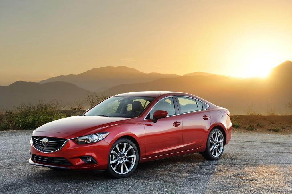 2014 Mazda6 Diesel Sedan