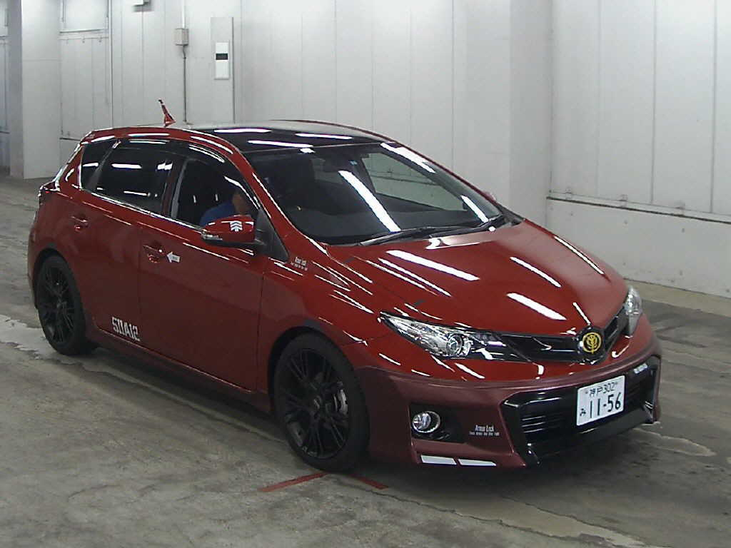 2014 Toyota Auris 180GS Char Aznable Edition