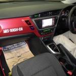 2014 Toyota Auris 180GS interior
