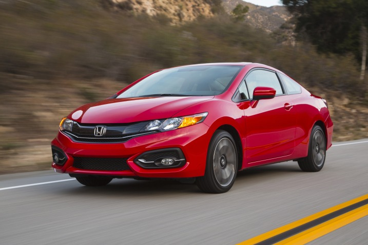 2015 Honda Civic LX Coupe
