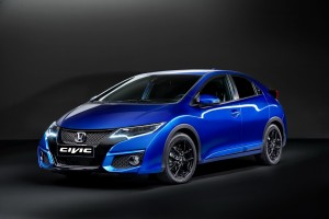 2015 Honda Civic Sport Hatchback