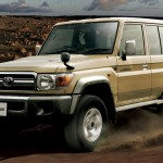 2015 Series 70 Land Cruiser