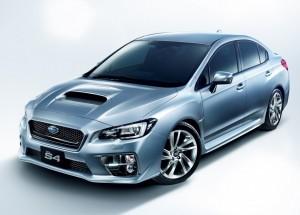 2015 Subaru WRX S4 front