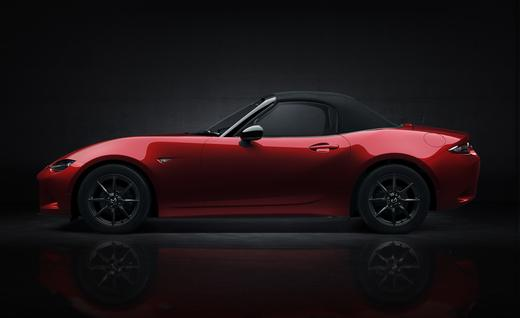 2016 Mazda MX-5 Miata Roadster side